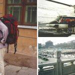 Reslängtan och äventyrslust – Mina första resor Del 2