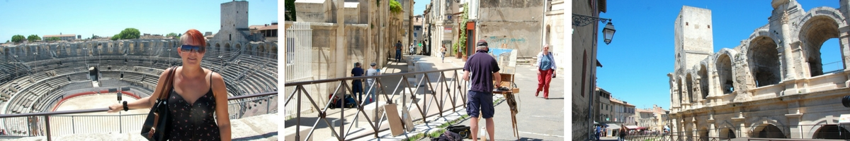 Frankrike, Arles
