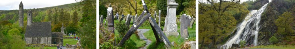 Klosterbyn Glendalough