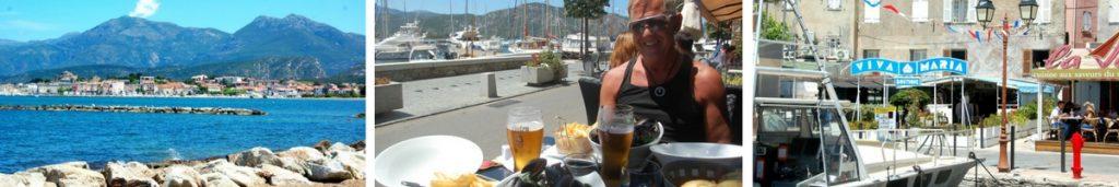Frankrike, Korsika, St Florent