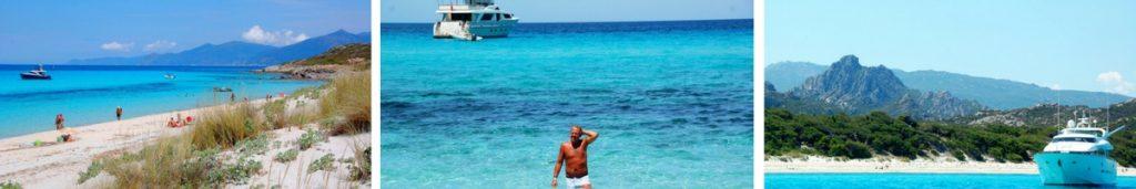Frankrike, Korsika, Saleccia beach