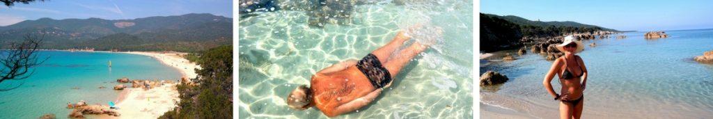 Frankrike, Korsika, plage de Cupabia
