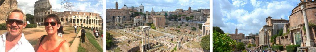 Italien, Rom, Colosseum