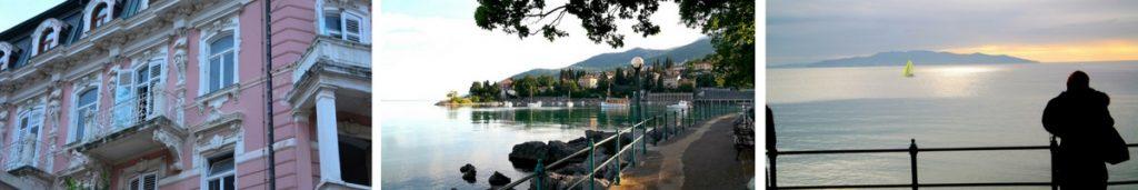 Kroatien, Opatija