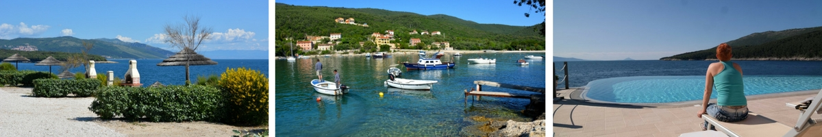 Kroatien, Labin
