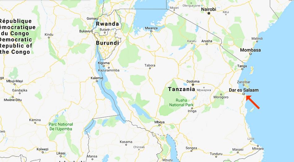 Tanzania, Dar Es Salaam