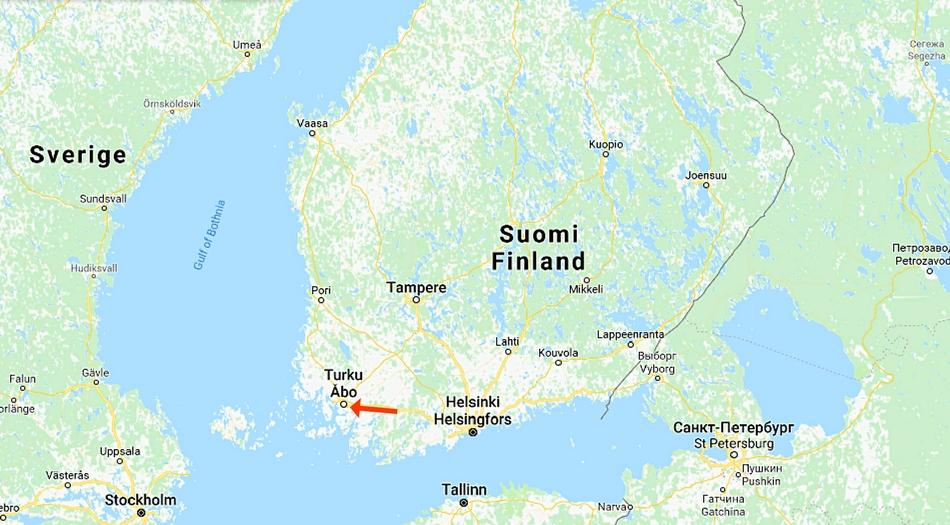 Finland, Åbo