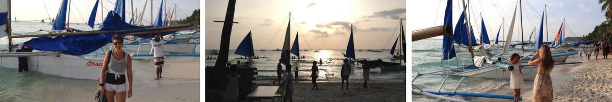 Boracay Filippinerna