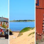 Resmål i södra Sverige – 10 favoriter