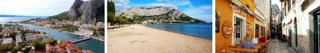 Kroatien, Omis