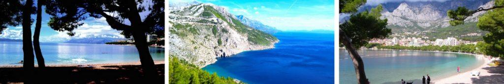 Kroatien, Makarska