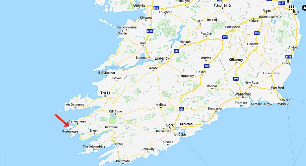 Valentia, Irland