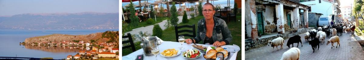 Albanien, Ohridsjön