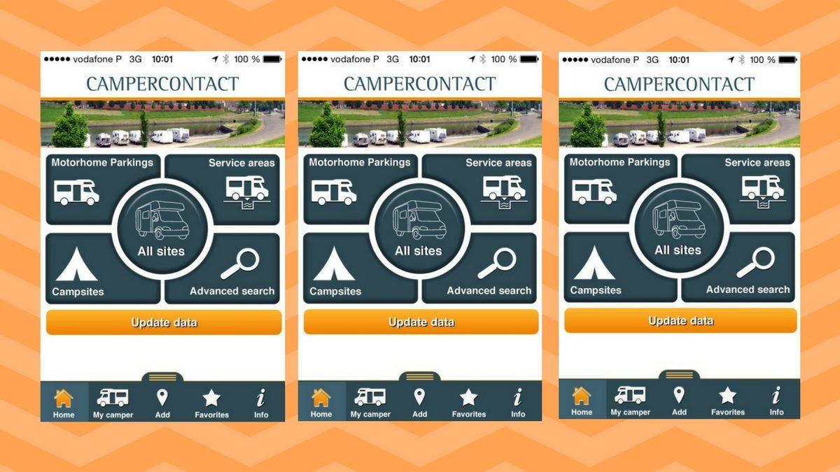 Camper contact