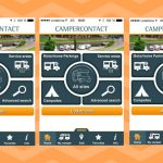 Ställplatsapp: CamperContact