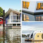 Bo i husbåt på semestern