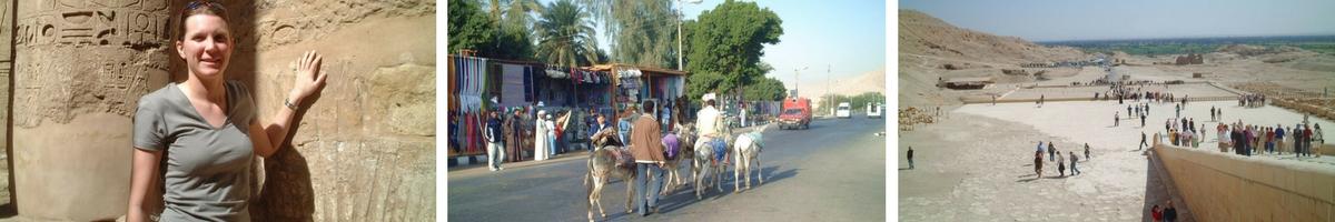 Luxor Egypten