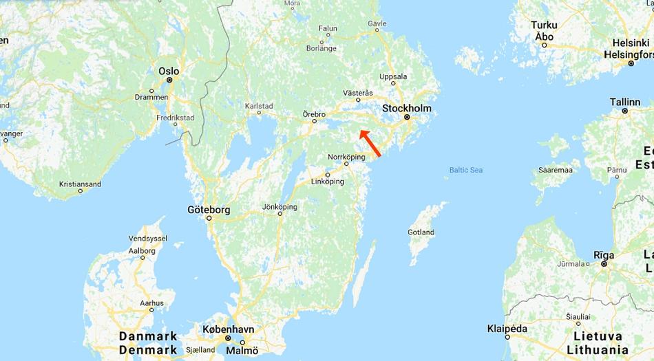 Malmköping, Malmköpings camping