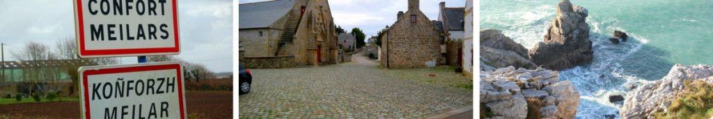 Frankrike, att resa genom Bretagne