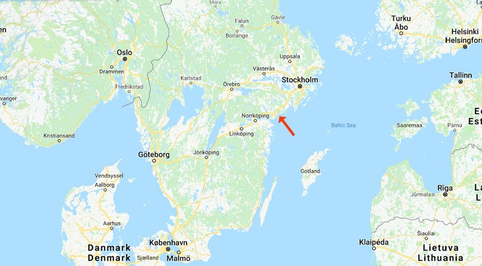 Oxelösund, Femöre gästhamn