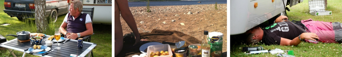 Sverige, Rullsand