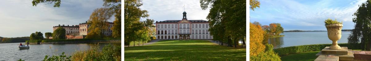 Sverige, Tullgarns slott