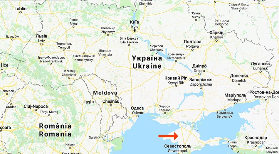 Ukraina, Jalta