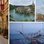 Europas minsta huvudstäder – 10 spännande städer