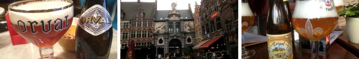 Belgien, Gent