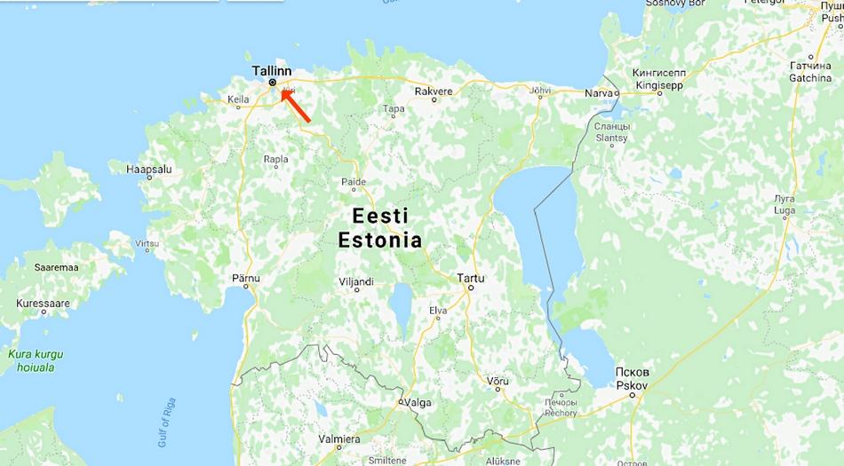 Estland, Tallin