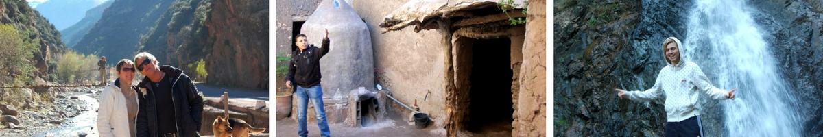 Marocko, Atlasbergen