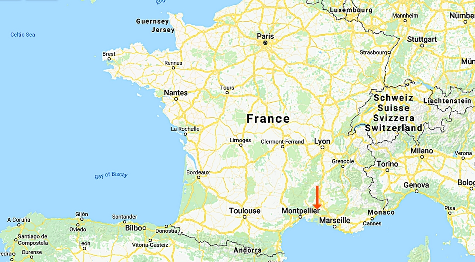 Frankrike, Baux de Provance