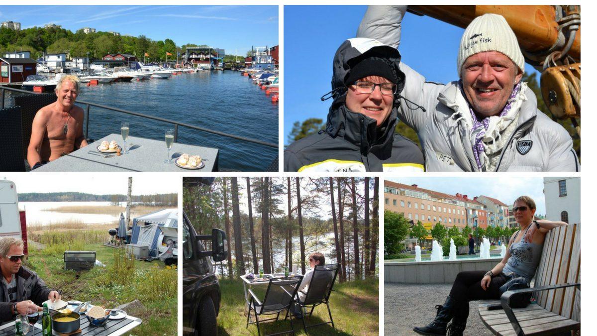 Vädret i maj i Stockholm