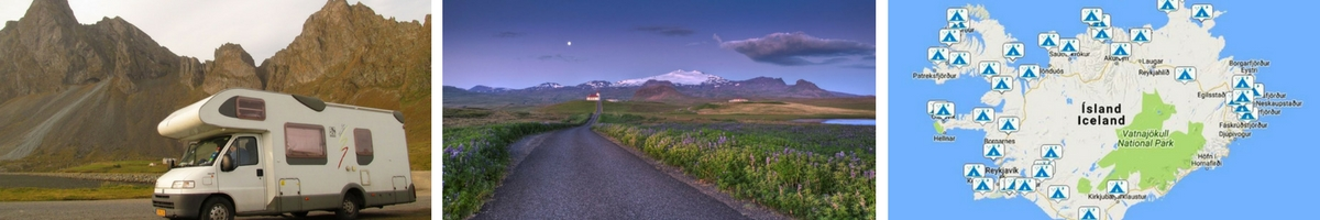 Island, husbil