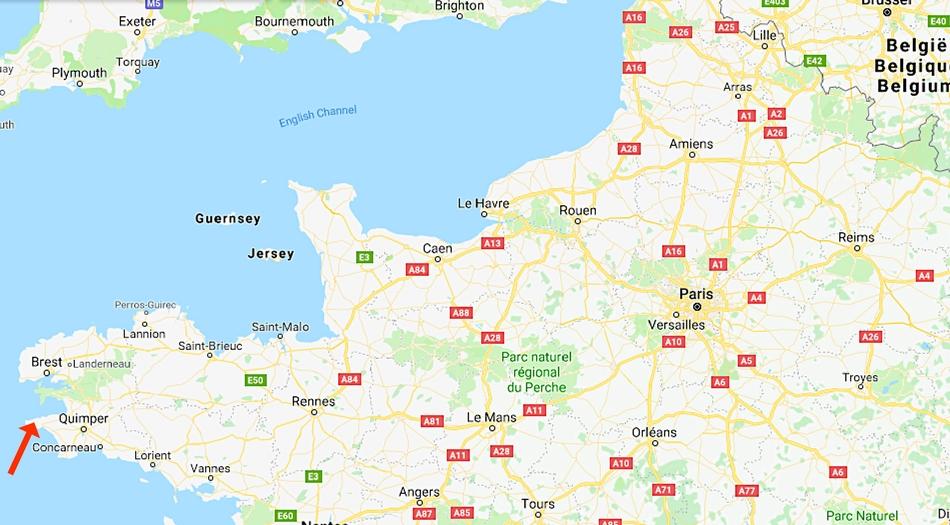 Bretagne, Plogoff