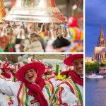 Karneval i Tyskland – en färgsprakande fest