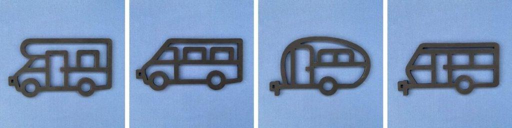 Grytunderlägg husvagn husbil