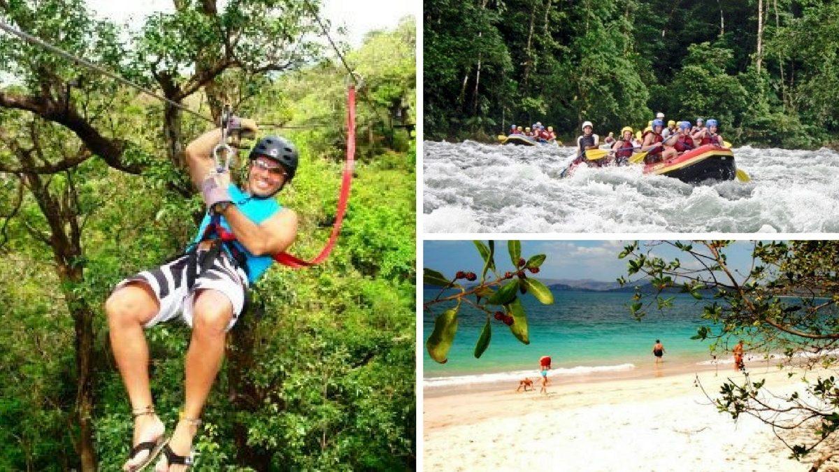 Äventyr i Costa Rica