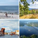 Viking Lines sommarkryssningar 2021 – 4 heta resmål