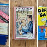 Gamla skivor, böcker och serier – en nostalgiresa