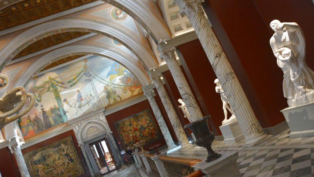Nationalmuseum öppnar