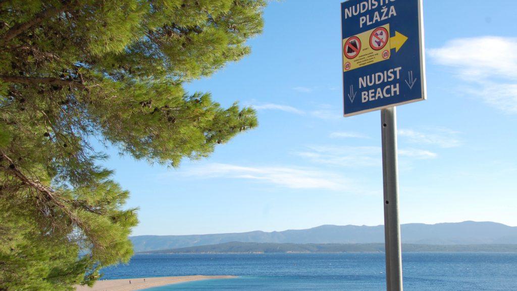 Naturiststränder i Kroatien - fakta om Kroatien
