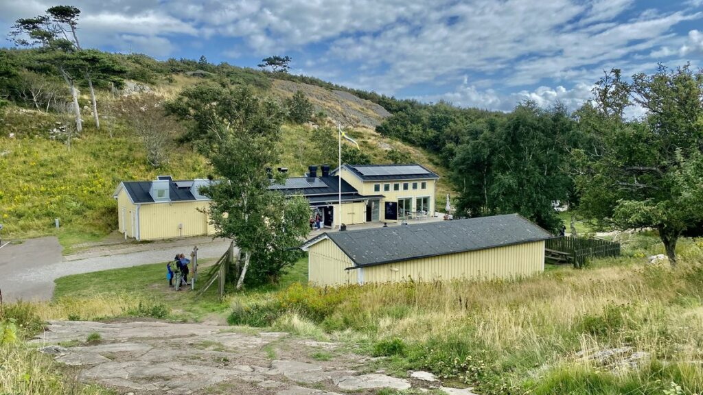 Kullaberg - Kullen