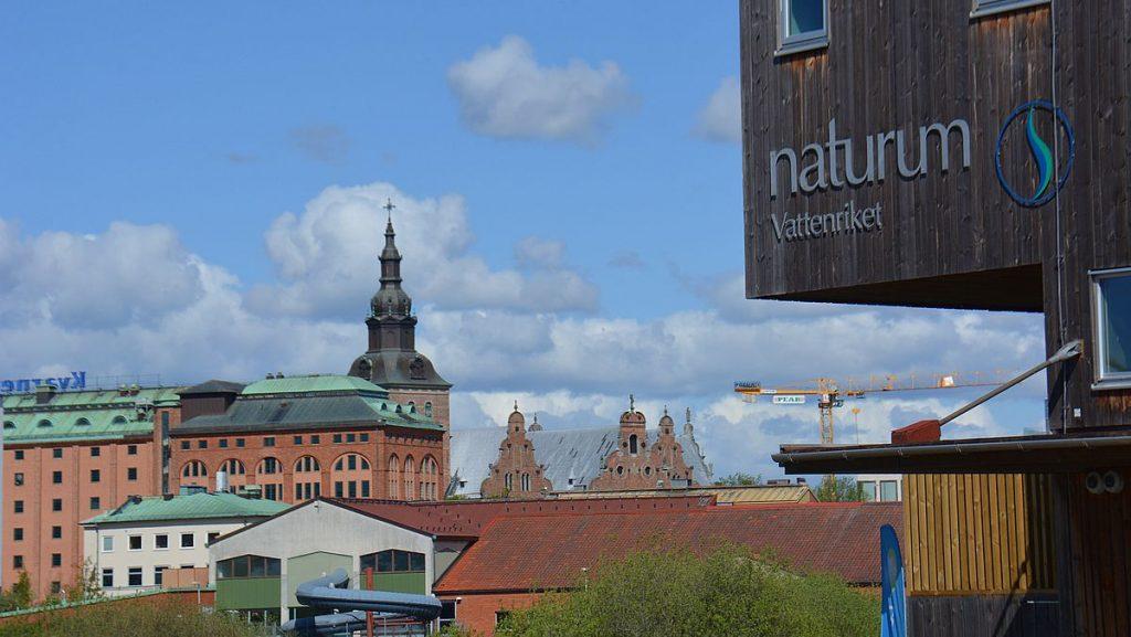Höstweekend i Sverige - Kristianstad