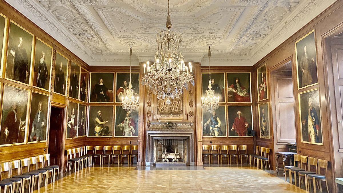 Riddarhuset i Stockholm