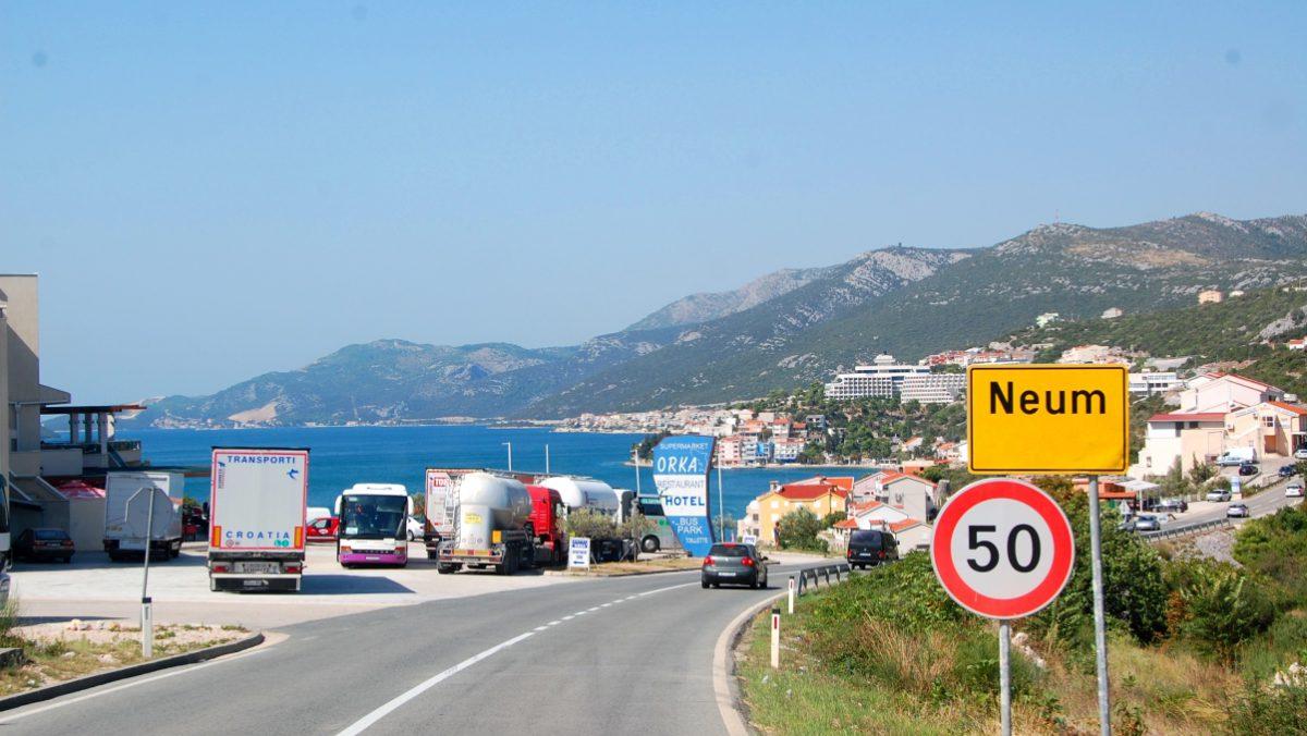 Neum Bosnien