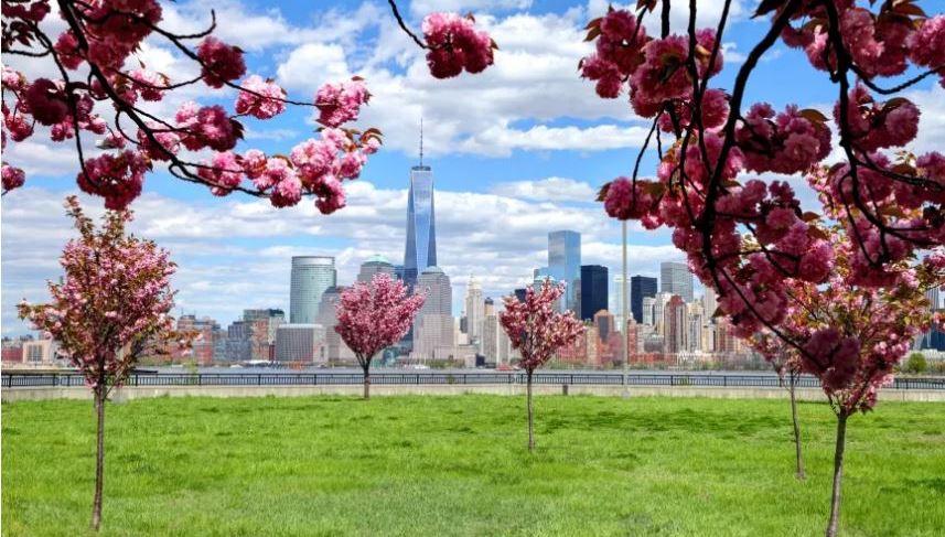 Heta weekendstäder med New York i topp