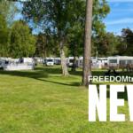 Campingrekord, sista minuten-biljetter och ny lugn klass på tågen