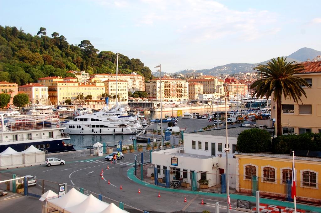 Färja Nice - Ile Rousse på Korsika