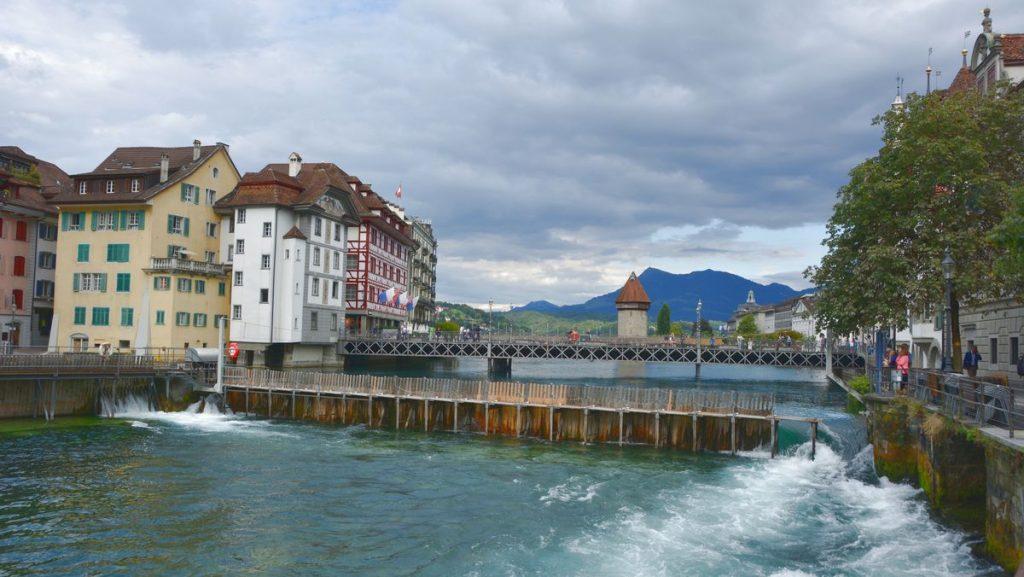 Nivåreglerare Luzern